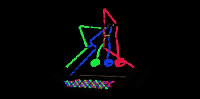для вязальных машин с автоматическим прокладыванием нити (Нева-4.1, Нева-5)